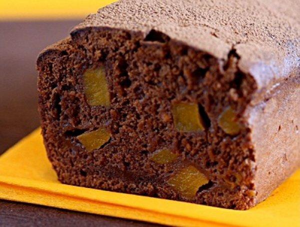 Рецепт                  Шоколадный кекс с тыквой