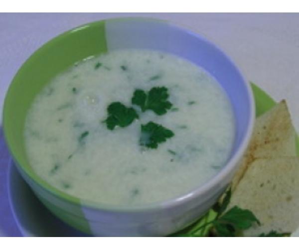 Рецепт                  Чесночный суп