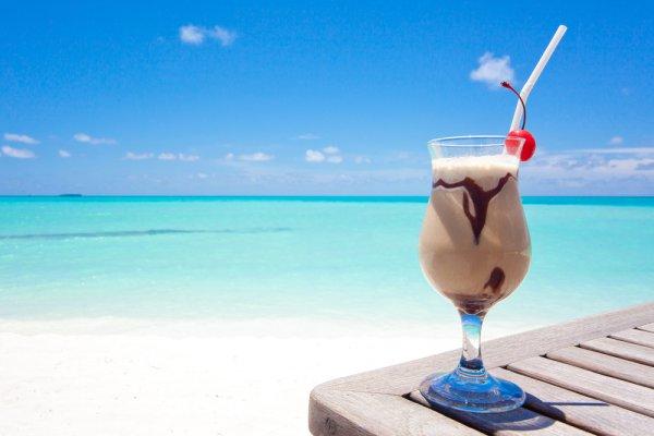 Рецепт                  ТОП-5 рецептов кофе со льдом