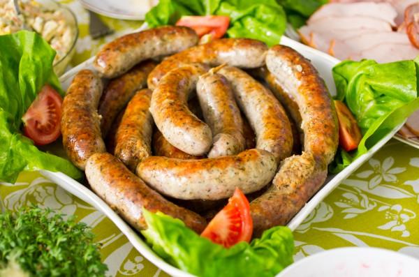 Рецепт                  Пасхальные рецепты: Домашняя колбаса