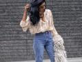 Как носить джинсы весной: стильные варианты