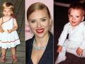 Когда знаменитости были детьми: Редкие фото
