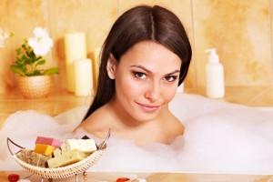 Как сбросить вес с помощью расслабляющей ванны