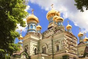В 2012 году Троицу отмечают в воскресенье, 3 июня
