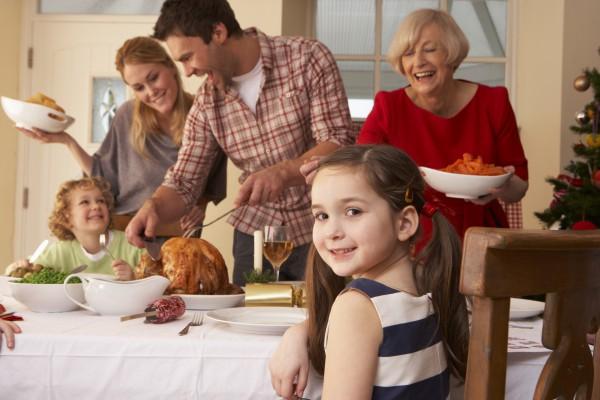 Для некоторых любимая семейная традиция – воскресный обед