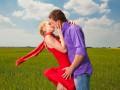 Как возбудить его одним поцелуем
