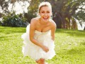 Невеста Владимира Кличко примерила свадебное платье