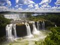 Куда поехать на впечатлениями: водопады Игуасу