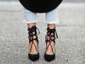 Must-have на весну 2016: обувь на шнуровке