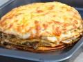 Закусочный блинный торт: ТОП-3 рецепта