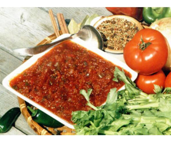 Рецепт                  Чилийский соус