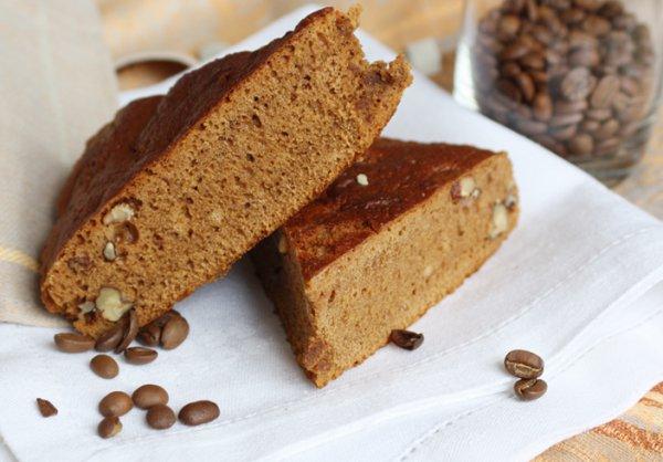 Рецепт                  Монастырский кофейный пирог