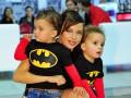 Ирена Карпа с детьми, Монро и другие: Звездные гости первого дня UFW