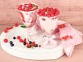 Утренний ягодно-фруктовый смузи