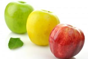 Чтобы жить дольше нужно есть яблоки