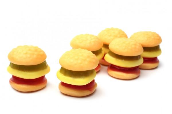 Сладкие чизбургеры на 1 апреля