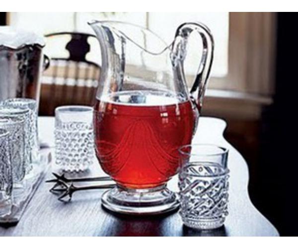 Рецепт                  Клюквенно-мятный чай