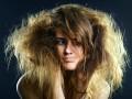 Как вылечить ломкие волосы