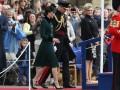 Принц Уильям вышел в свет с Кейт Миддлтон после скандальной поездки в Швейцарию