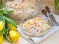 Рецепты на 8 марта: ТОП-5 салатов из крабовых палочек