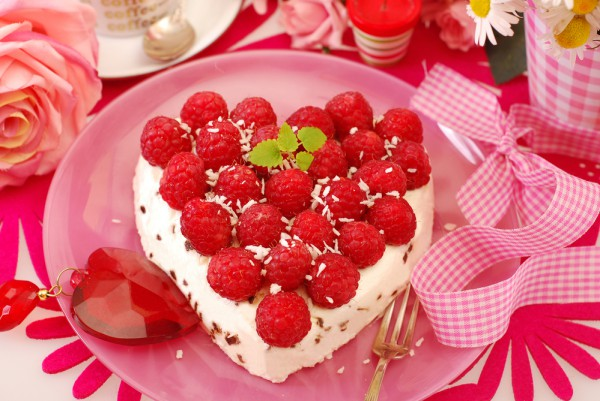 Творожный десерт на 8 марта