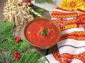 Что готовят на Рождество: Рецепт постного борща