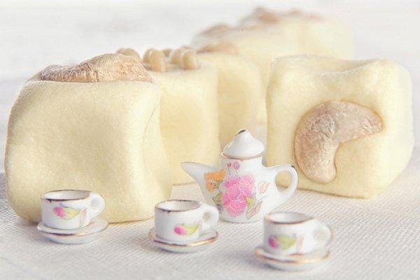 Рецепт                  Молочная помадка с орехами