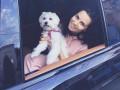 Настя Каменских завела Instagram для своей собаки