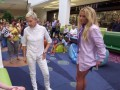 Бритни Спирс и Эллен Дедженерес устроили дебош в торговом центре