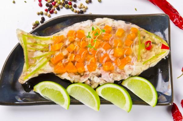 Рецепт                  Пасхальные рецепты: Заливная рыба
