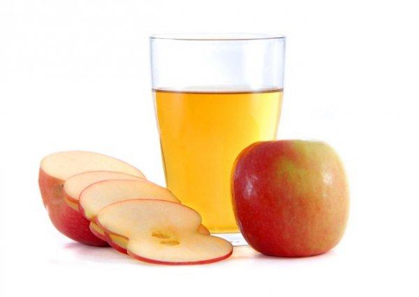 Рецепт                  Консервированный яблочный сок