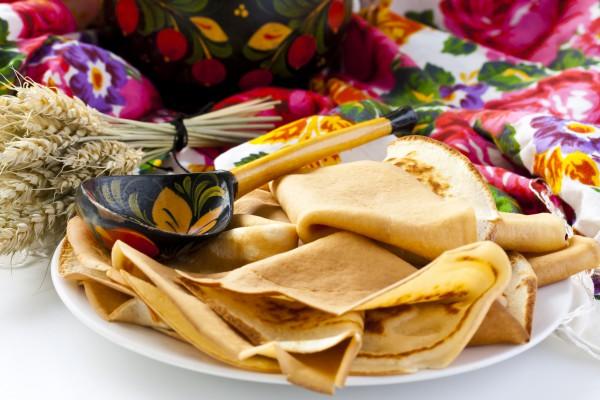 Рецепт                  Масленица 2015: Рецепт блинов на воде