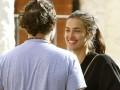 Ирина Шейк и Брэдли Купер страстно поцеловались на людях