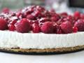 Десерты из творога и малины: ТОП-5 рецептов