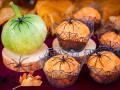 Рецепты на Хэллоуин: Тыквенные маффины