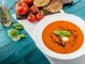 Томатный суп: Три рецепта для лета