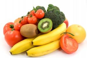Употребляй больше овощей и фруктов