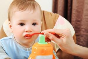 Вводи новые продукты в меню ребенка по одному