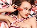 Лили Роуз Депп снялась в новом beauty-кампейне Chanel