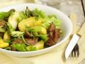 Как приготовить теплый салат: ТОП-5 рецептов