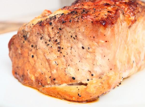 Рецепт                  Буженина с медом и горчицей