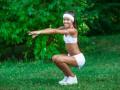 Упражнение на все группы мышц - движение дня