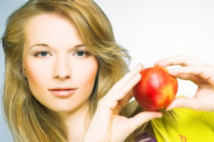 Не забывай есть фрукты - по 1-2 плода в день