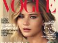 Дженифер Лоуренс появится на обложке Vogue