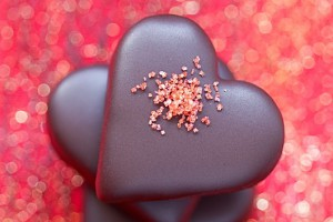 Сладкие клубничные сердечки - идеальный подарок на День Валентина