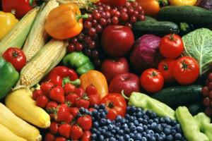 В спелых овощах и фруктах больше витаминов, чем в недозрелых