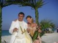 В Сети появились свадебные фото Тины Кароль на Мальдивах