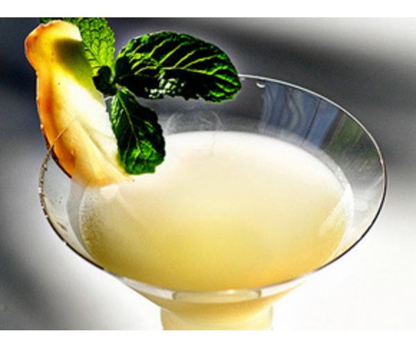 Рецепт                  Яблочный чай с имбирем