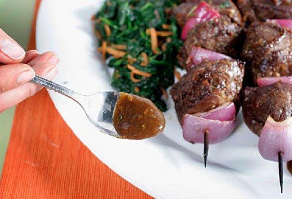 Рецепт                  ТОП-5 соусов к шашлыку
