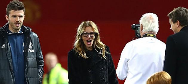 Джулия Робертс оконфузилась после чемпионата Испании по футболу